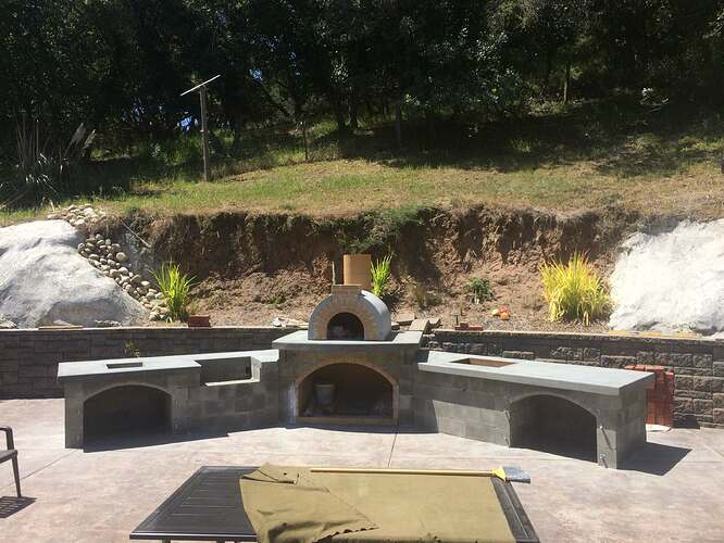 Pizza Oven Over Fireplace (17)