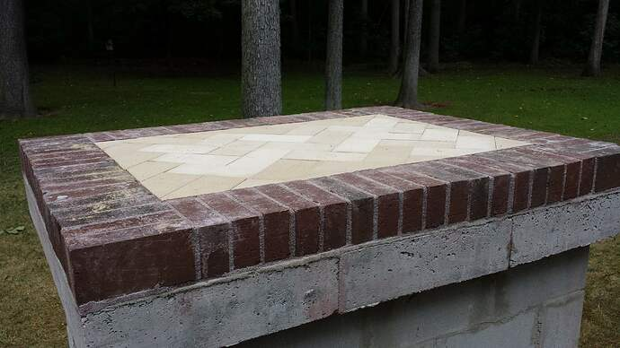 How To Make An Outdoor Pizza Oven (14)