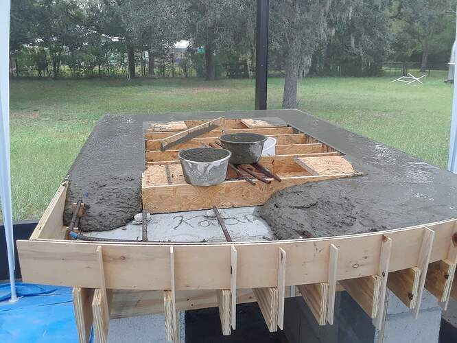 Building A Pizza Oven (53)