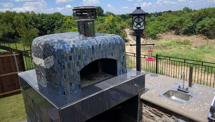 How To Make A Pizza Oven (52)