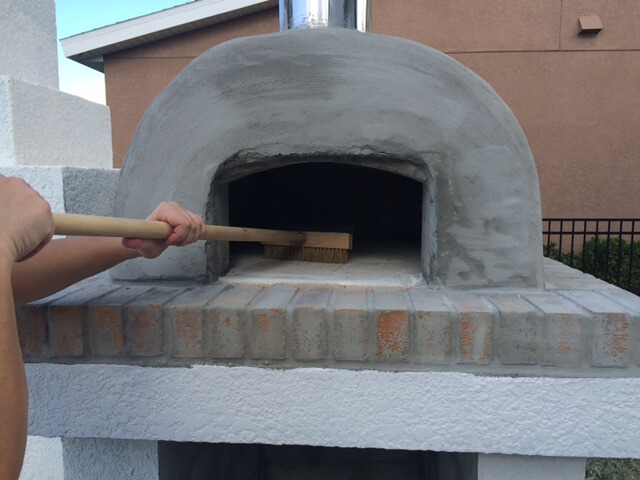 Outdoor Fireplace Pizza Oven Kits (17)
