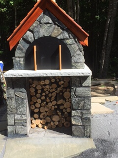 How To Make An Outdoor Brick Oven (3)