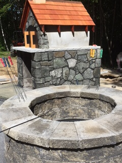 How To Make An Outdoor Brick Oven (2)