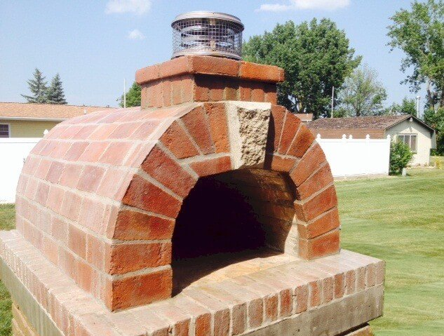 Bread and Pizza Oven (2)